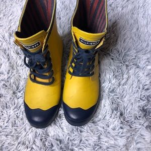 Tommy Hilfiger Duck Rain boots